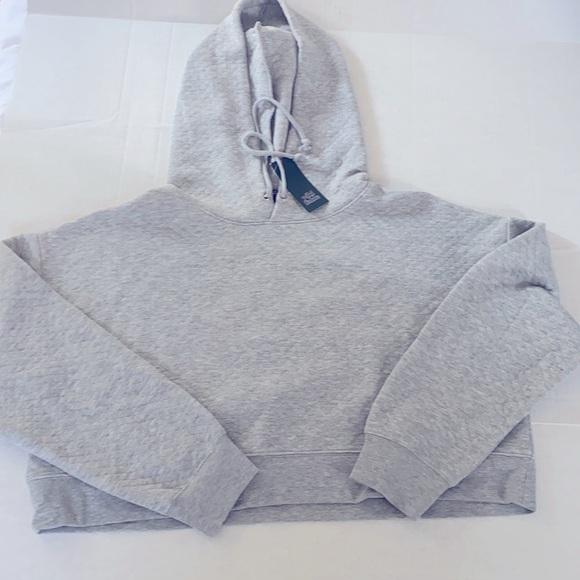 NEW Target Grey waffle hoodie